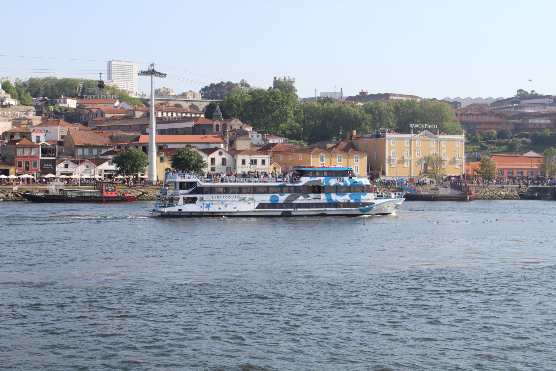 Boat douro cruise