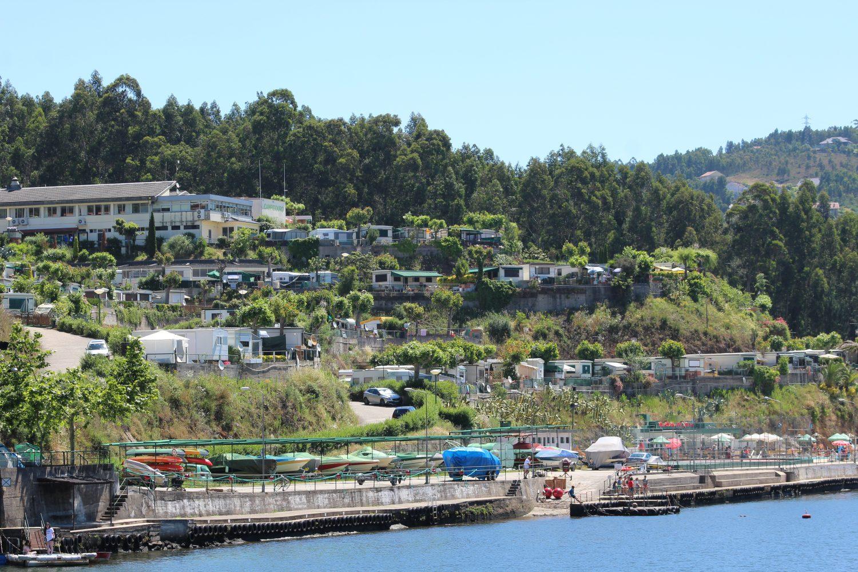 Campidouro park near Douro river