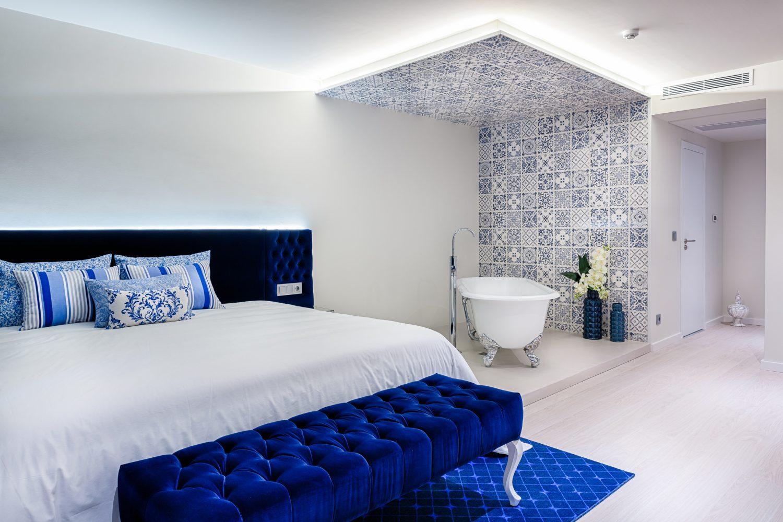 Deluxe room Hotel Cristal Porto