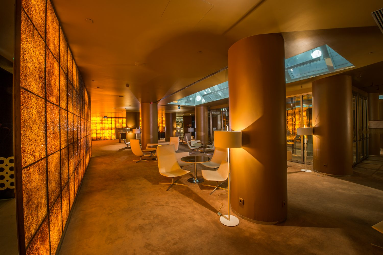 Food Court at Porto Palacio Congress Hotel