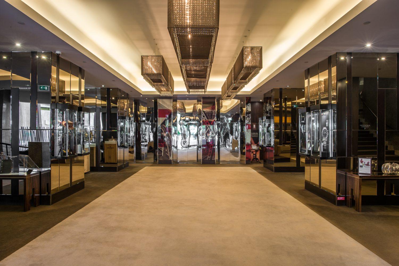 Lobby at Porto Palacio Congress Hotel