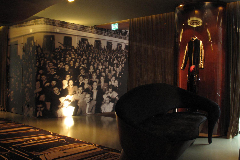 Lobby hotel teatro