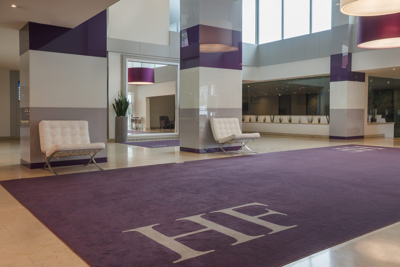 Lobby of the Hotel HF Ipanema Porto
