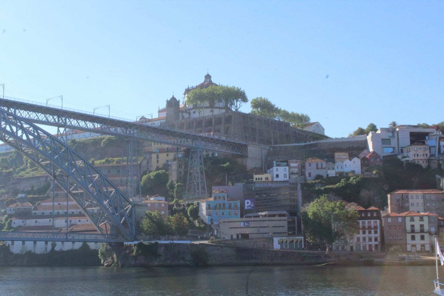 Luís I bridge and Serra do Pilar monastery