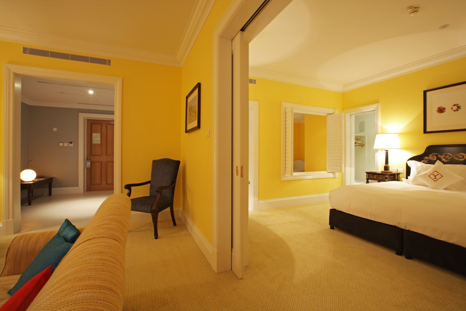 Master Suite Taylor's at Yeatman Relais & Chateaux Hotel