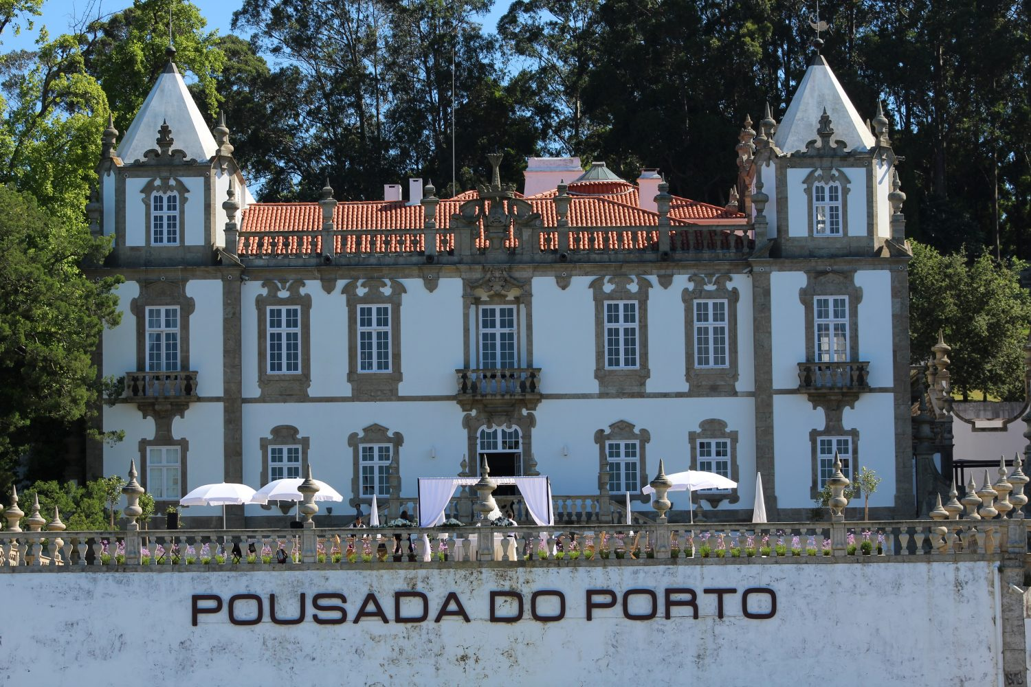Pestana Palacio do Freixo Porto