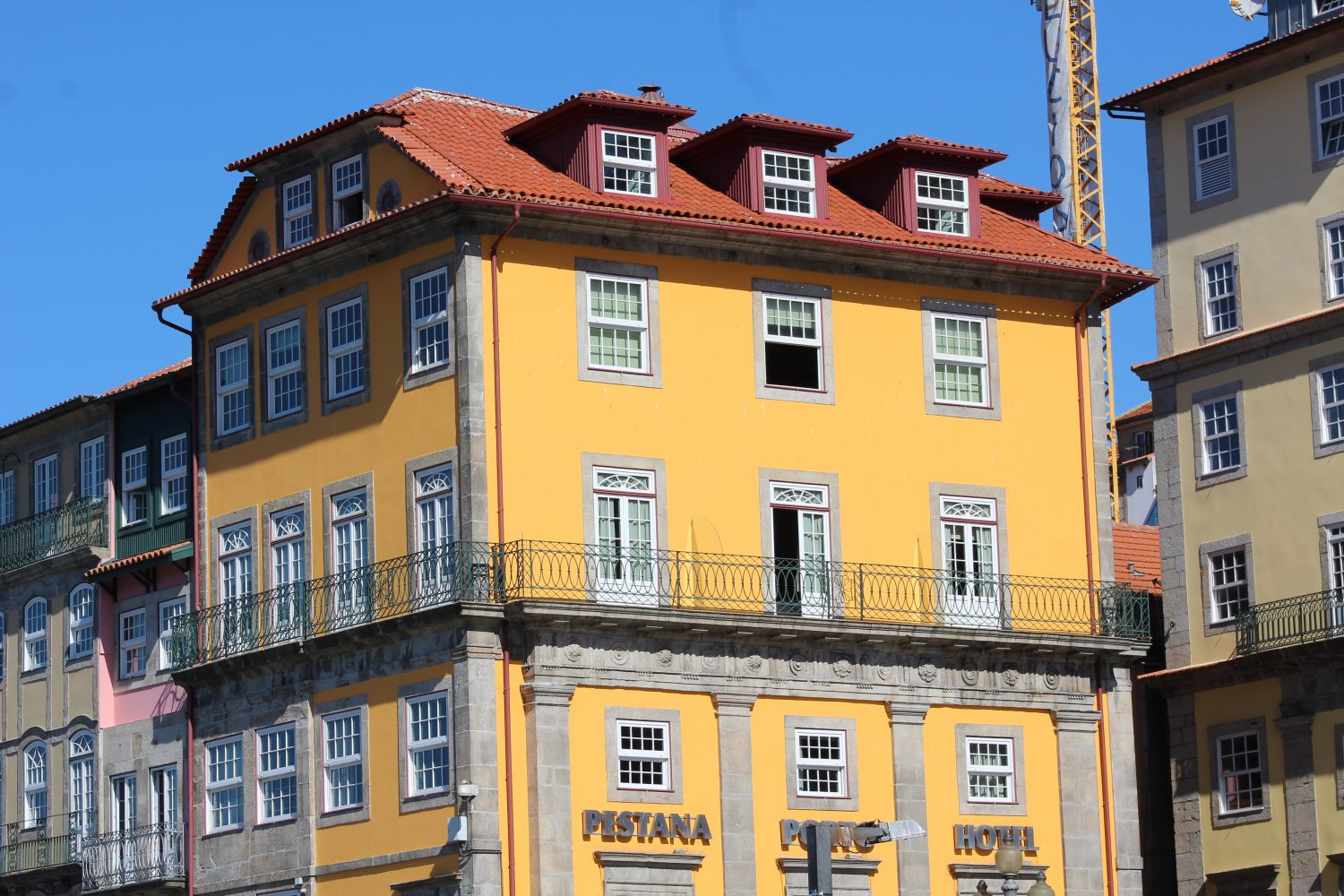 Pestana Porto Hotel by At Porto