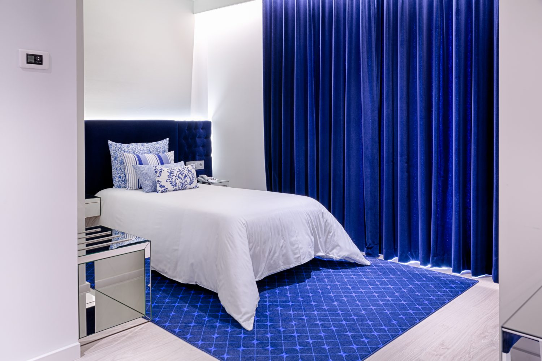 Single room Hotel Cristal Porto