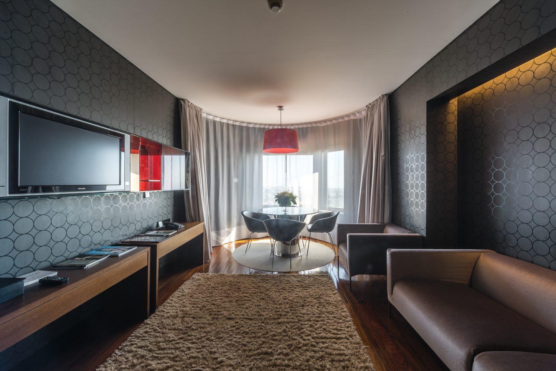Superior Deluxe Suite at Porto Palacio Congress Hotel