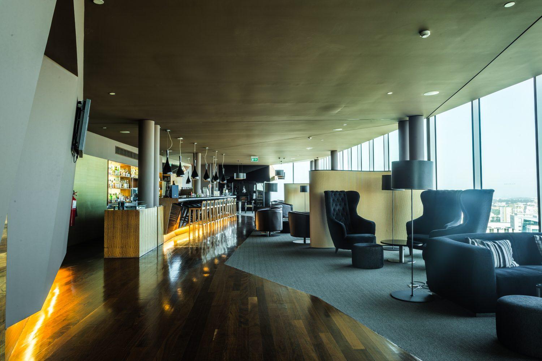 Vip Lounge at Porto Palacio Congress Hotel