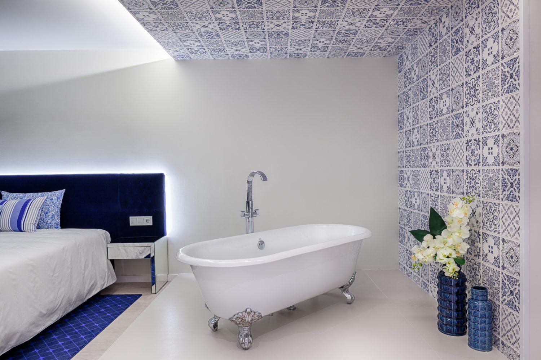 WC Deluxe room Hotel Cristal Porto
