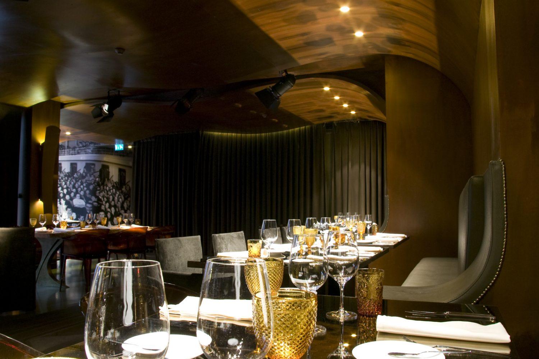 restaurant palco at hotel teatro