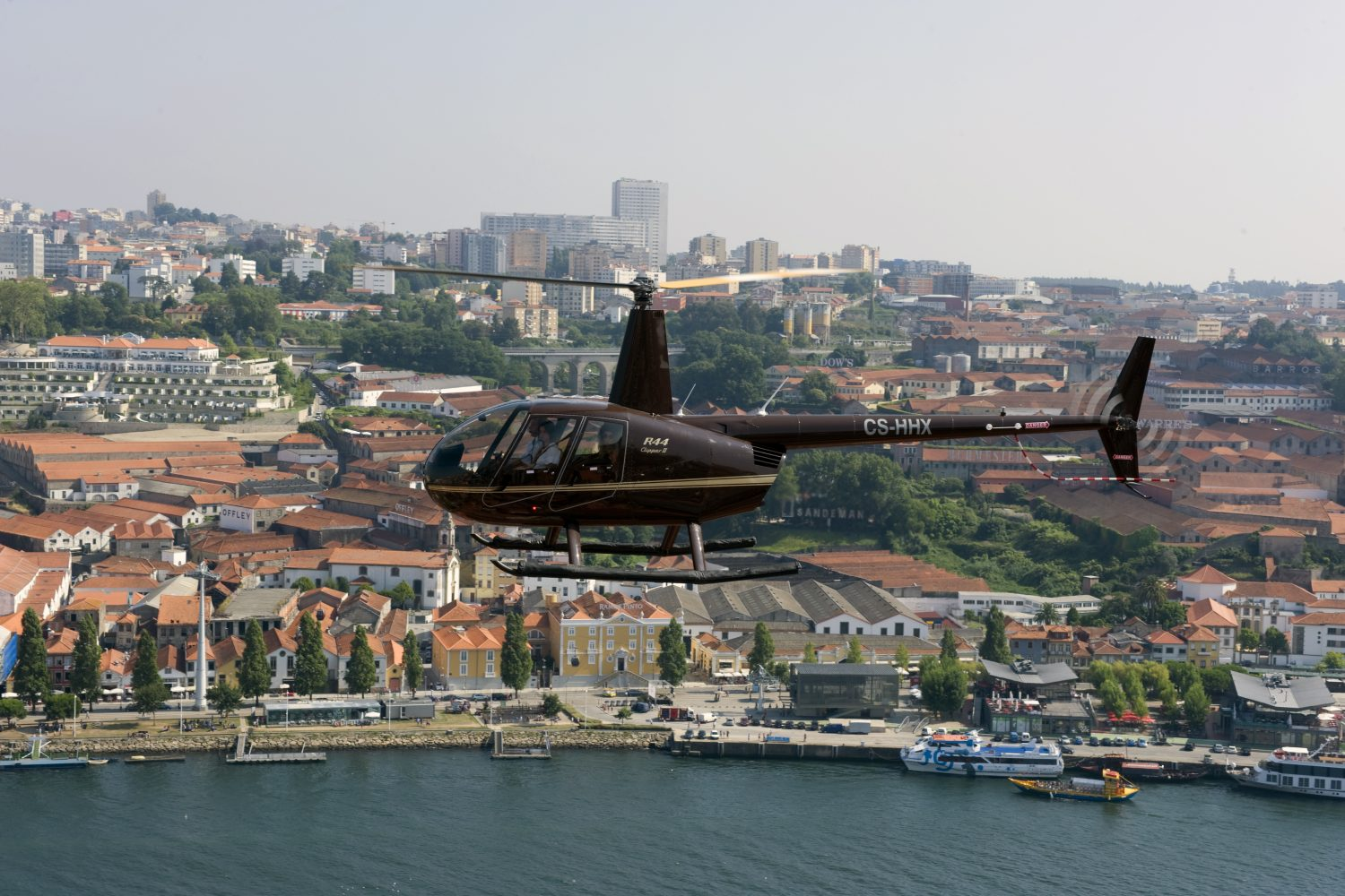 Helicopter Douro