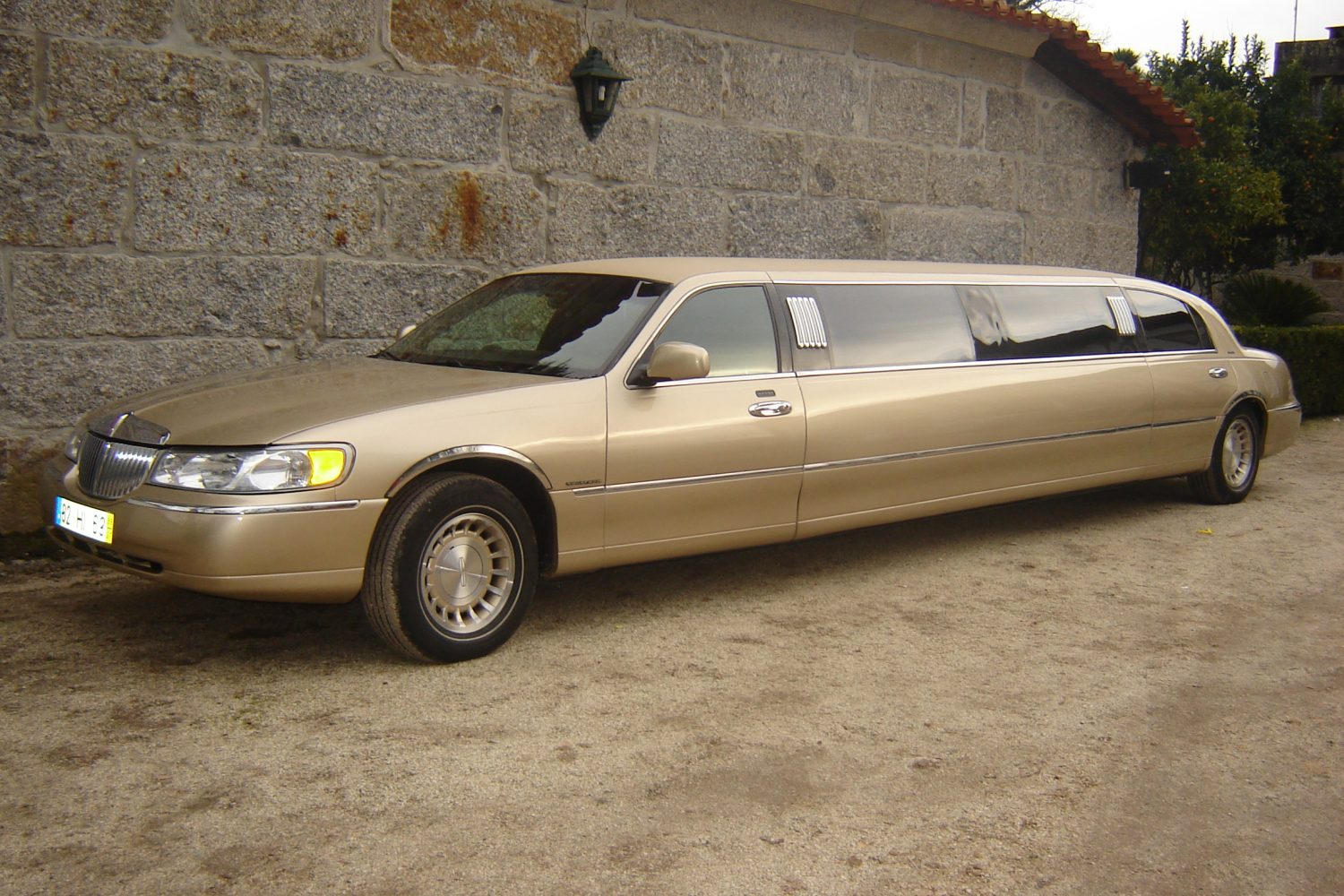 Limousine events and tours At Porto Portugal