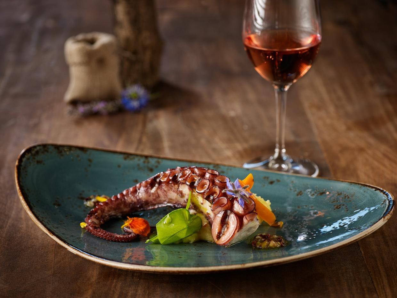 Portuguese high cuisine hotel six senses douro