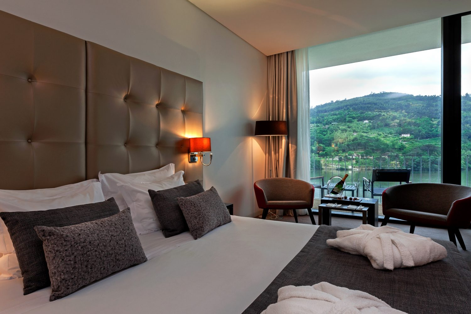 Standard Room at the Douro Royal Valley Hotel and Spa