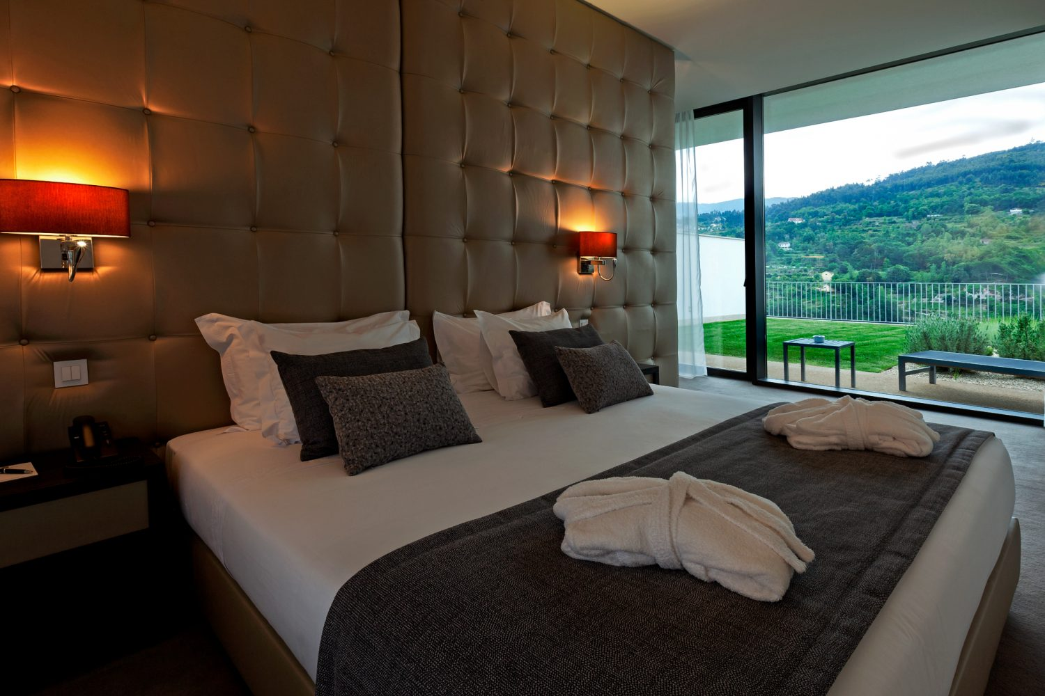 Suite at the Douro Royal Valley Hotel and Spa