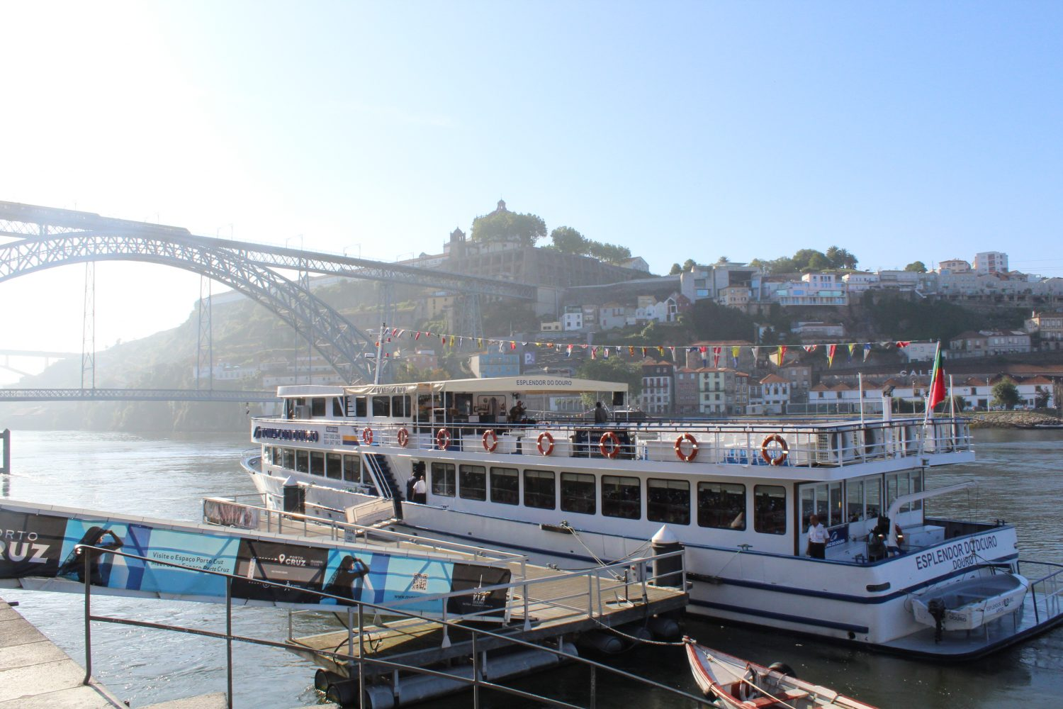 cruise porto regua morning